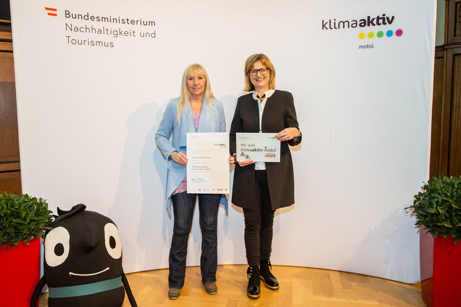 Bild 40 | klimaaktiv mobil Auszeichnung Bildungseinrichtungen 2019