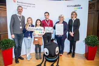 Bild 45 | klimaaktiv mobil Auszeichnung Bildungseinrichtungen 2019
