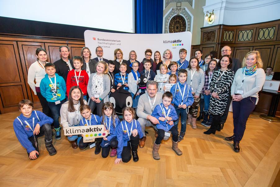Bild 54 | klimaaktiv mobil Auszeichnung Bildungseinrichtungen 2019