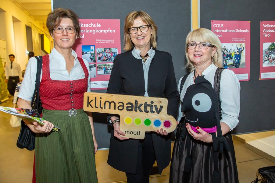 Bild 57 | klimaaktiv mobil Auszeichnung Bildungseinrichtungen 2019