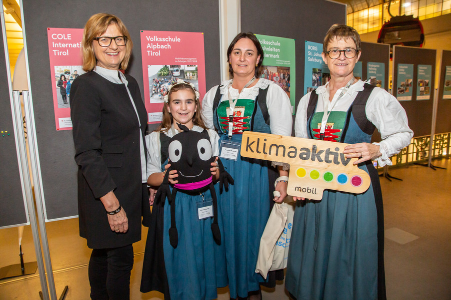 Bild 60 | klimaaktiv mobil Auszeichnung Bildungseinrichtungen 2019