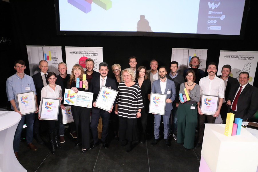 Bild 2 | DBT-Award 2019 - Preisverleihung