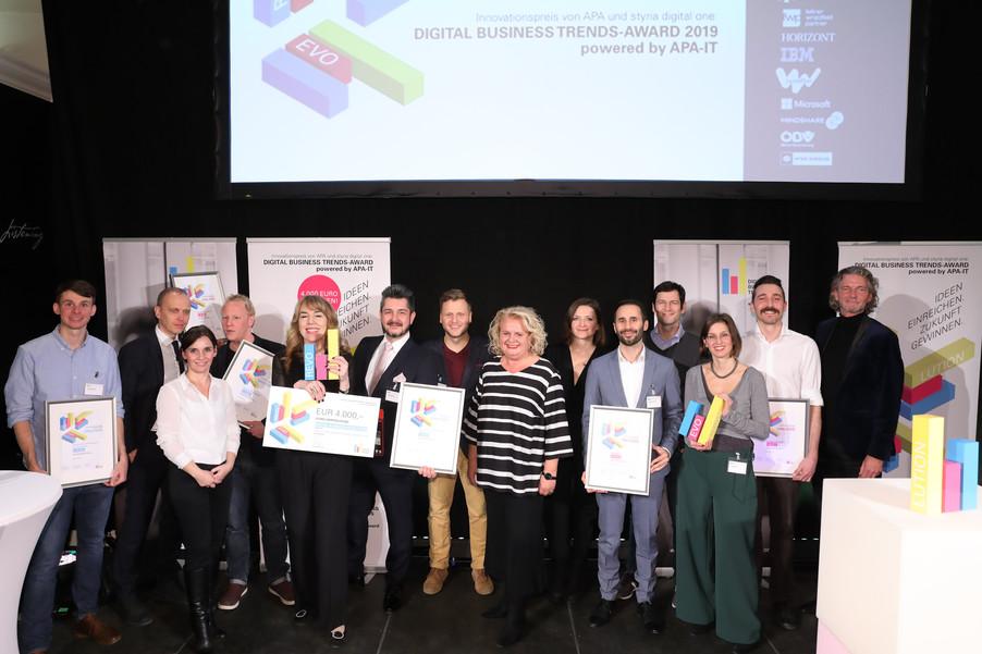 Bild 7 | DBT-Award 2019 - Preisverleihung