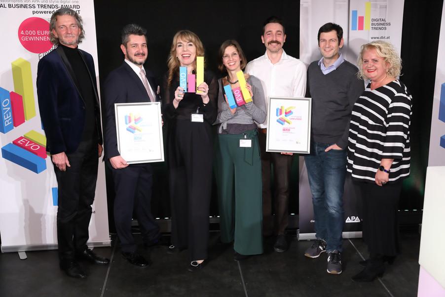 Bild 1 | DBT-Award 2019 - Preisverleihung