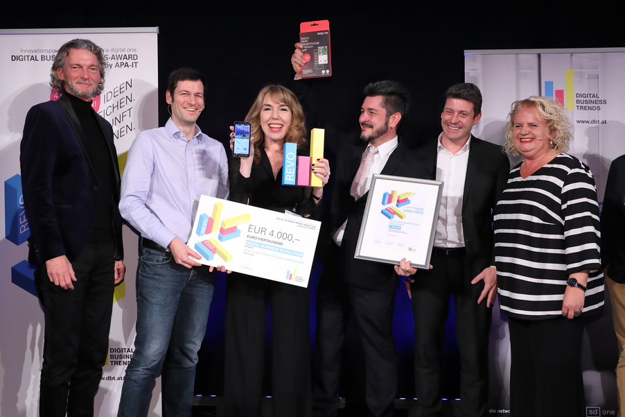 Bild 32 | DBT-Award 2019 - Preisverleihung