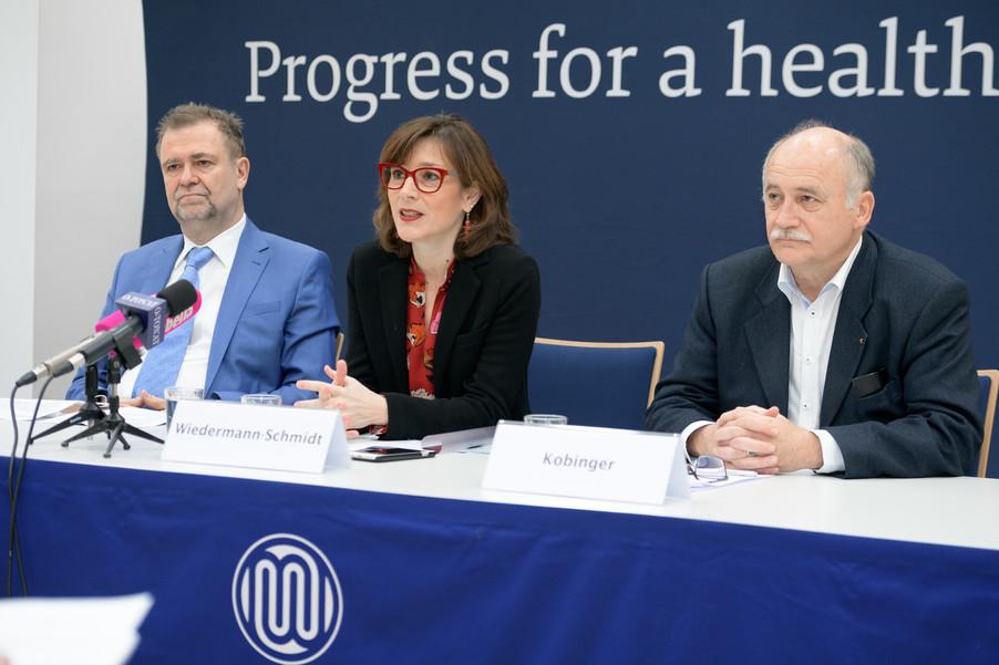 Bild 3 | Pressekonferenz zum Impftag 2020