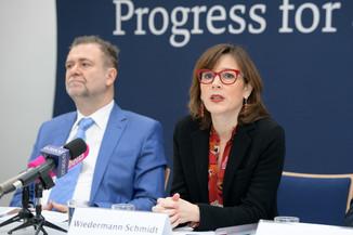 Bild 4 | Pressekonferenz zum Impftag 2020