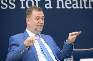 Bild 6 | Pressekonferenz zum Impftag 2020