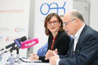 Bild 9 | Pressekonferenz zum Impftag 2020
