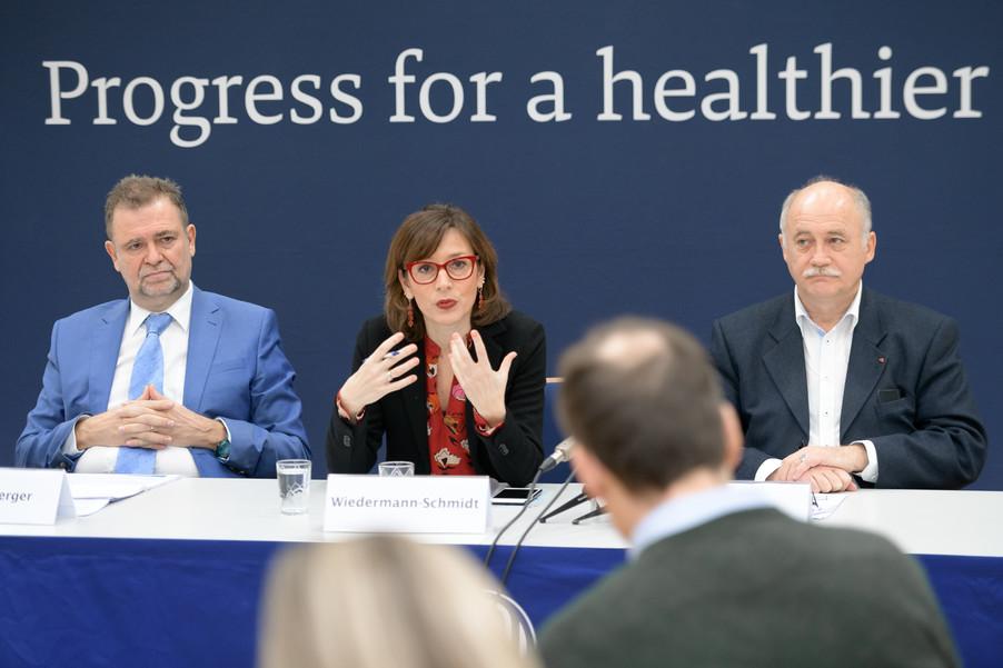 Bild 13 | Pressekonferenz zum Impftag 2020