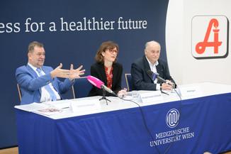 Bild 14 | Pressekonferenz zum Impftag 2020