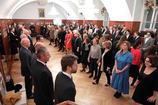 Bild 27 | 27. Benefizquadrille: Tanzen für das Wiener Hilfswerk bei Thomas Schäfer-Elmayer