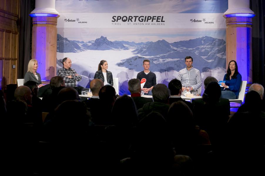 Bild 5   2. Sportgipfel Tirol St. Anton am Arlberg