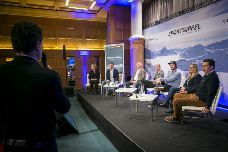 Bild 3   2. Sportgipfel Tirol St. Anton am Arlberg