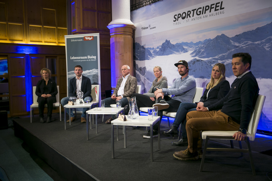 Bild 93   2. Sportgipfel Tirol St. Anton am Arlberg
