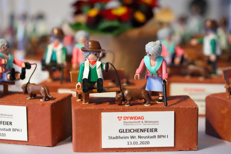 Bild 30 | Gleichenfeier Stadtheim Wiener Neustadt