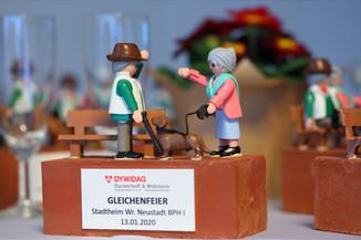 Bild 31 | Gleichenfeier Stadtheim Wiener Neustadt