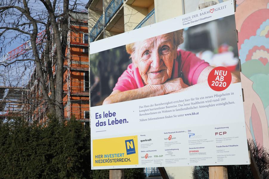 Bild 5 | Gleichenfeier Stadtheim Wiener Neustadt