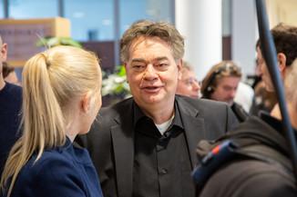 Bild 101 | Bundeskanzler Kurz, Vizekanzler Kogler und Sozialminister Anschober besuchen das Haus der ...