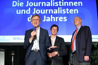 Bild 6 | Journalisten des Jahres