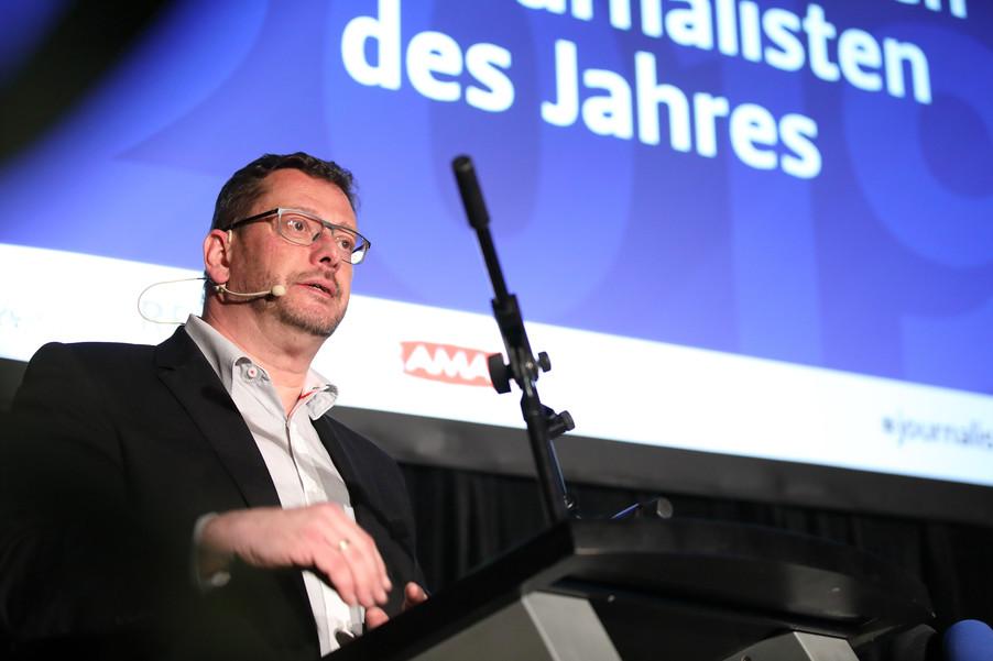 Bild 51 | Journalisten des Jahres
