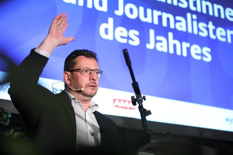 Bild 52 | Journalisten des Jahres