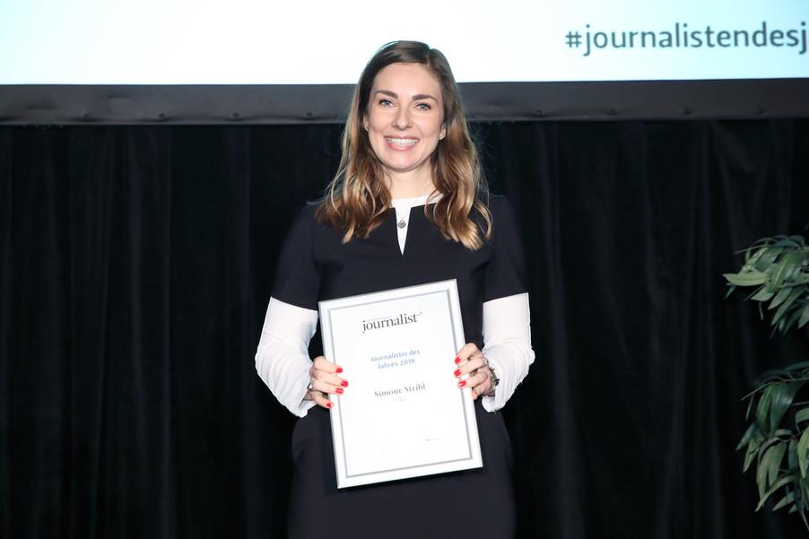 Bild 67 | Journalisten des Jahres