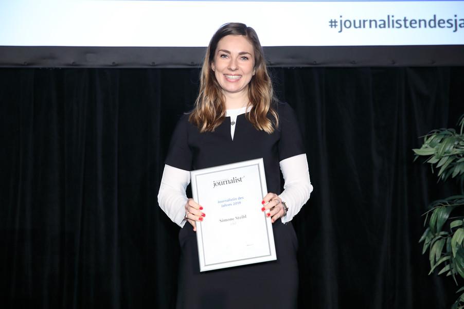 Bild 68 | Journalisten des Jahres