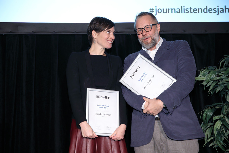 Bild 96 | Journalisten des Jahres