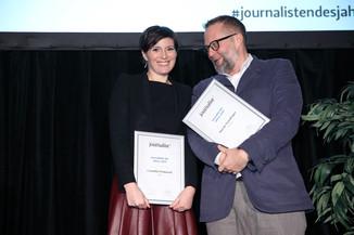 Bild 97 | Journalisten des Jahres