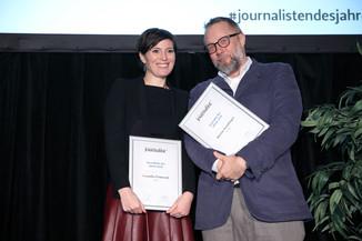 Bild 98 | Journalisten des Jahres