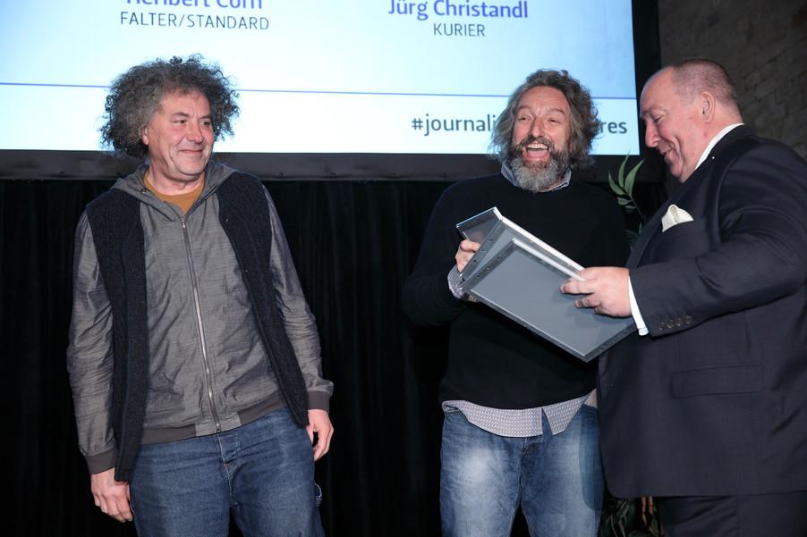 Bild 106 | Journalisten des Jahres