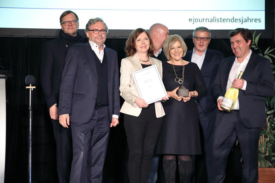 Bild 119 | Journalisten des Jahres