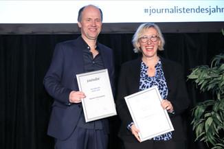 Bild 124 | Journalisten des Jahres