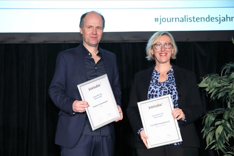 Bild 125 | Journalisten des Jahres