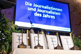 Bild 203 | Journalisten des Jahres