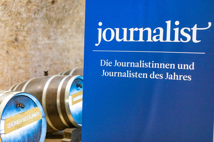 Bild 206 | Journalisten des Jahres