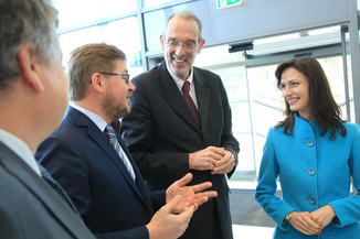 Bild 66 | Kommissarin Mariya Gabriel besucht das Institute of Technology and Science Austria (ISTA)