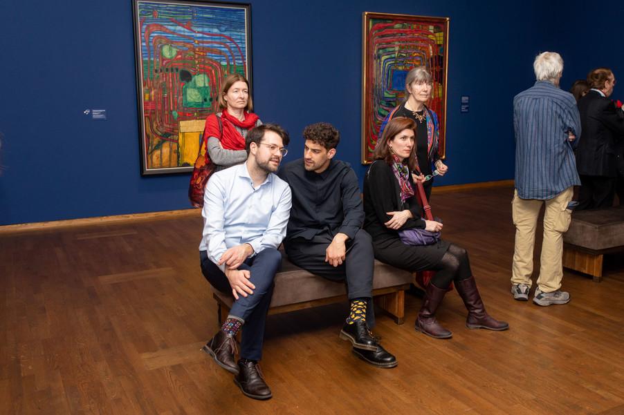 Bild 22 | Hundertwasser - Schiele. Imagine Tomorrow