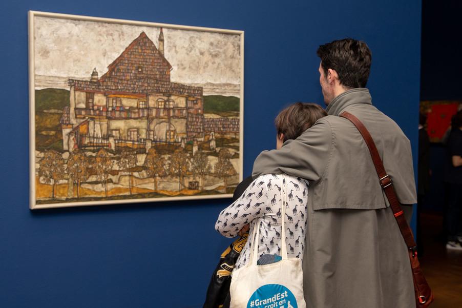 Bild 70 | Hundertwasser - Schiele. Imagine Tomorrow