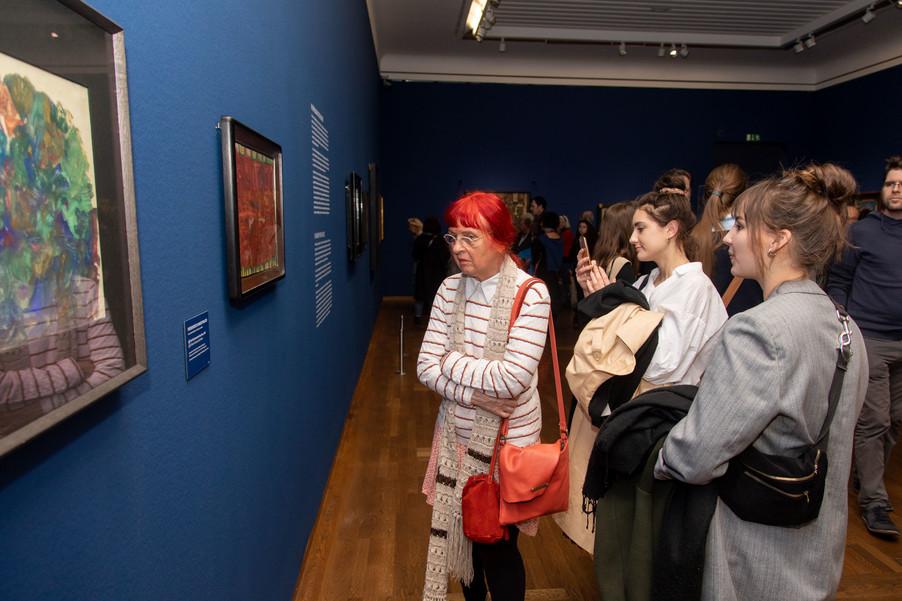 Bild 73 | Hundertwasser - Schiele. Imagine Tomorrow