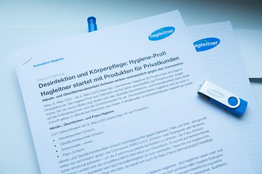 Bild 5 | Desinfektion und Körperpflege: Hygiene-Profi Hagleitner startet mit Produkten für Privatkunden ...