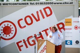 Bild 20 | Vorstellung COVID Fighters Testsystem