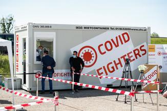Bild 28 | Vorstellung COVID Fighters Testsystem