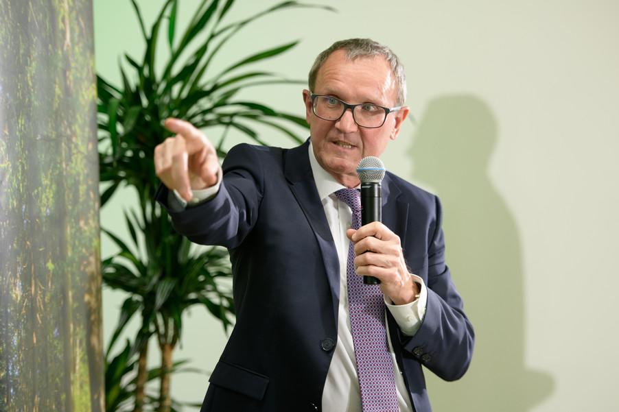 Bild 3   Bilanz-Pressekonferenz der Österreichischen Bundesforste AG (ÖBf AG): Ergebnisse zum ...