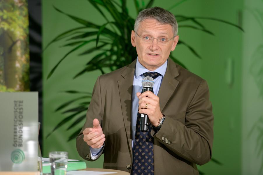 Bild 5   Bilanz-Pressekonferenz der Österreichischen Bundesforste AG (ÖBf AG): Ergebnisse zum ...
