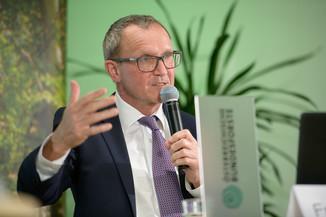 Bild 10   Bilanz-Pressekonferenz der Österreichischen Bundesforste AG (ÖBf AG): Ergebnisse zum ...
