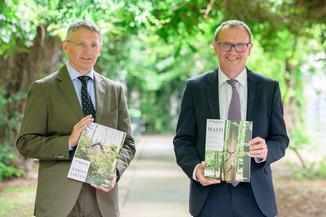 Bild 1   Bilanz-Pressekonferenz der Österreichischen Bundesforste AG (ÖBf AG): Ergebnisse zum ...