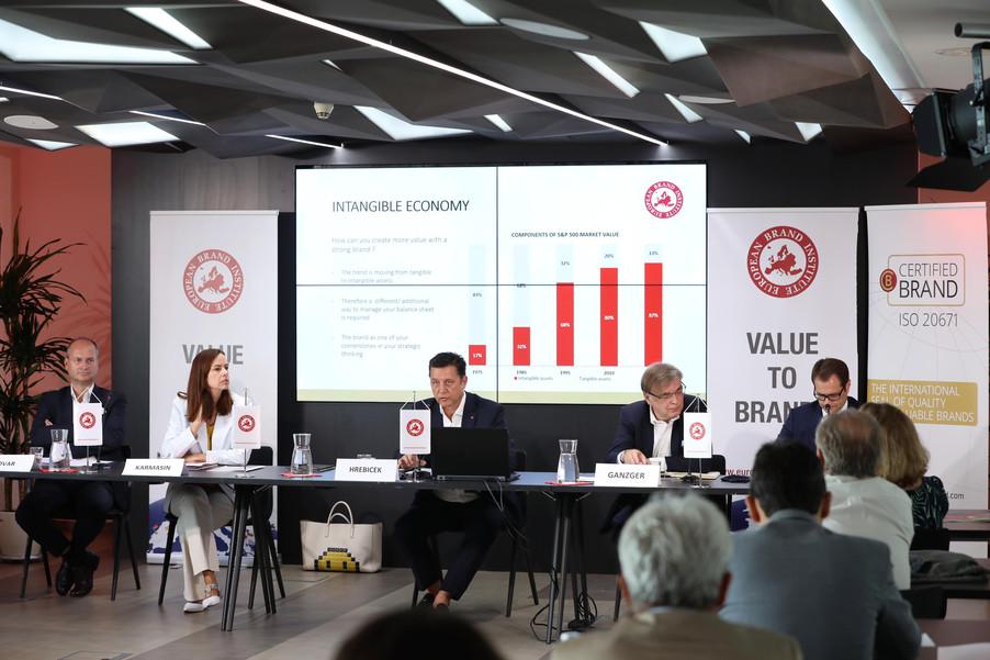 Bild 12 | EBI-STUDIE: So wertvoll und nachhaltig sind Österreichs Markenunternehmen: 1.Red Bull, ...