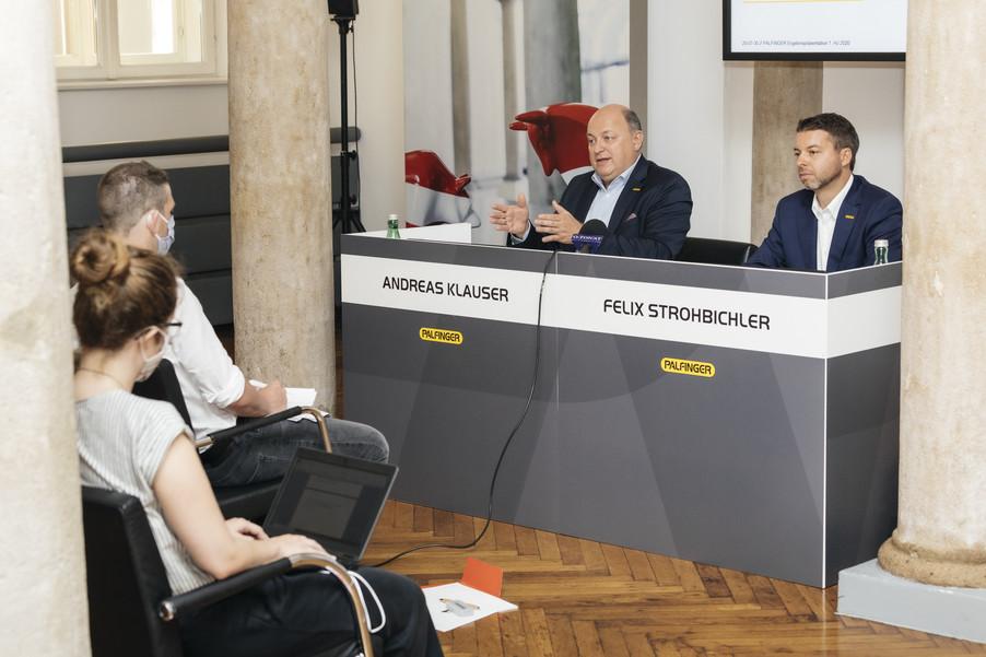 Bild 4   PALFINGER AG Halbjahres Pressekonferenz 2020
